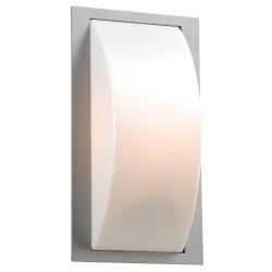 PLC Lighting 1742SL126 PLC 1 Light Outdoor Fixture Breda Collection
