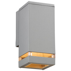 PLC Lighting 1744SL113GU24 PLC 1 Light Outdoor Fixture Porto-I Collection