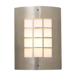 PLC Lighting 1876SN118 PLC 1 Light Outdoor Fixture Turin Collection