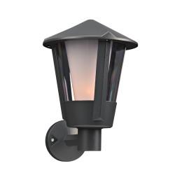 PLC Lighting 1886BZ118GU24 PLC 1 Light Outdoor Fixture Silva Collection