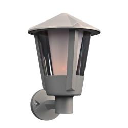 PLC Lighting 1888SL118GU24 PLC 1 Light Outdoor Fixture Silva Collection