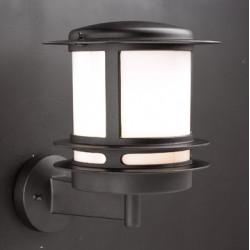 PLC Lighting 1894SL113GU24 PLC 1 Light Outdoor Fixture Tusk Collection