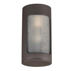 PLC Lighting 2046BZ118GU24 PLC 1 Light Outdoor Fixture Filson Collection