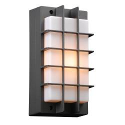 PLC Lighting 2119BZ113 PLC 1 Light Outdoor Fixture Lorca Collection