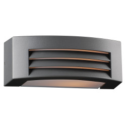 PLC Lighting 2253BZ118 PLC 1 Light Outdoor Fixture Luciano Collection