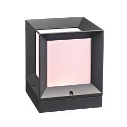 PLC Lighting 2713BZ118 PLC 1 Light Outdoor Fixture Helmsley Collection