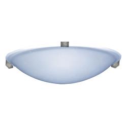 PLC Lighting 3453IR213PL PLC 2 Light Ceiling Light Nuova Collection