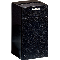 Peter Pepper 1031 Square Fiberglass Recycling Receptacle