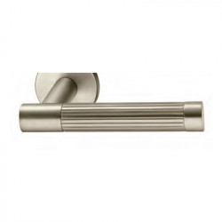 Corbin Russwin Tubular Locksets TL3700 Series: Museo Lever & Roses for Piet 21G, 21L Levers