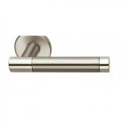 Corbin Russwin Tubular Locksets TL3700 Series: Museo Lever & Roses for Piet 21M, 21S, 25M, 27M Levers