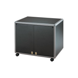Peter Pepper 7825 Equipment Stand With Locking Storage