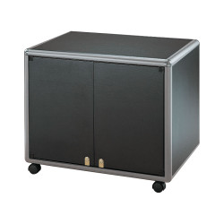 Peter Pepper 7826 Equipment Stand With Locking Storage