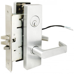 TownSteel MSE Mortise Lock with Electrified Mortise -Escutcheon
