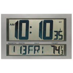 Peter Pepper WC300 Digital Wall Clock - 2.4 GHz Wireless