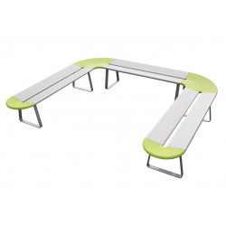 Peter Pepper LOS Lo-Speed Bench: Shape