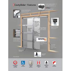 Cavity Sliders CS Pocket Frame
