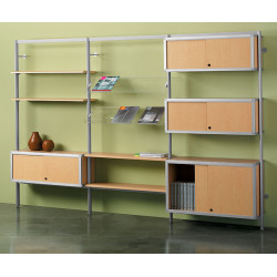 Peter Pepper MS Shelving And Storage System Envision Collection