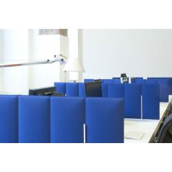 """Peter Pepper SD Acoustic Panel 24"""" High Panel Slalom - EcoDesk"""