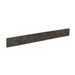"Bellaterra BACKSPLASH-BB 36"" Baltic Brown Granite Backsplash - 36""x4""x0.67"""