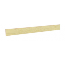 "Bellaterra BACKSPLASH-CM 50"" Cream Marble Backsplash - 50""x4""x0.67"""