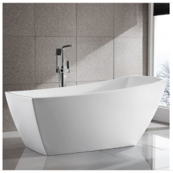 Bellaterra BA75 67 inch Freestanding Bathtub in White