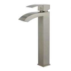 Bellaterra 10166A1 Palma Single Handle Bathroom Vanity Faucet