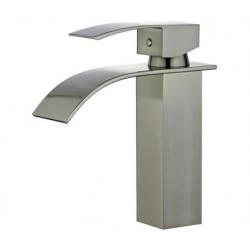 Bellaterra 10167P4 Santiago Single Handle Bathroom Vanity Faucet