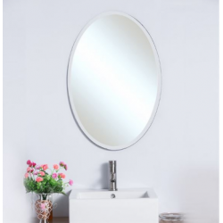 Bellaterra 80831 Framless Mirror