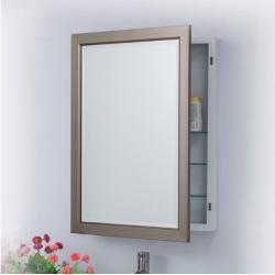 Bellaterra 808 Mirrored Medicine Cabinet, Mount Type- Surface Moun