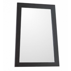 Bellaterra 9901-M Ladder-Shape Framed Mirror-Manufactured Wood