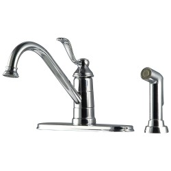 Pfister GT34-4 Portland 1-Handle Kitchen Faucet