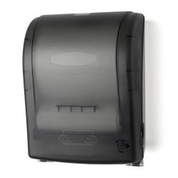 Palmer Fixture TD0400-01 Mechanical Auto-Cut Roll Towel Dark translucent