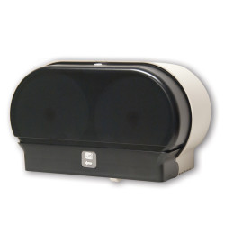 Palmer Fixture RD0321 Mini-Twin Standard Core Tissue Dispenser