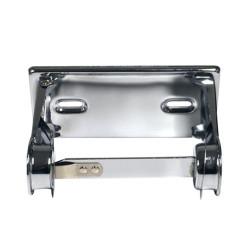 Palmer Fixture RD0381-12 Standard One Roll Tissue Dispenser Bright Chrome