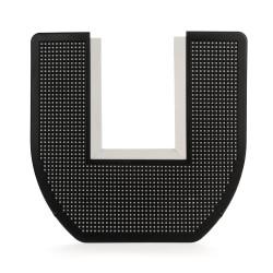 Palmer Fixture FM0149-21 Disposable Commode Mat Grey