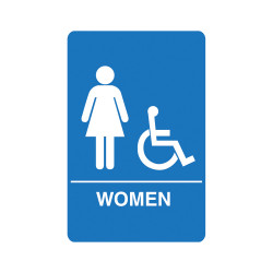 Palmer Fixture IS1004 Women's Accessible