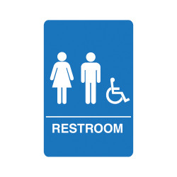 Palmer Fixture IS1006 Unisex Accessible