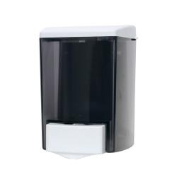 Palmer Fixture SF2135-01 30 oz Manual Bulk Foam Dispenser Dark Translucent
