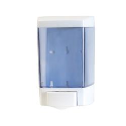 Palmer Fixture SF2144-01 46 oz Manual Bulk Foam Dispenser Dark Translucent