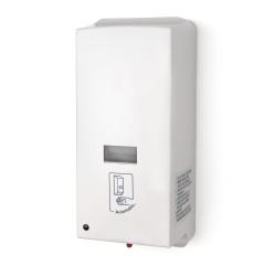 Palmer Fixture SE0800-17 Electronic Touchless Bulk Cartridge Soap Impact Resident Plastic White