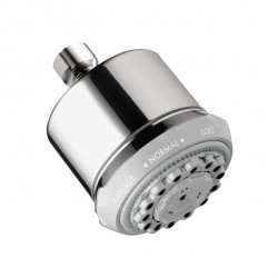 Hansgrohe 28496001 Clubmaster 3-Jet Showerhead