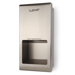 Palmer Fixture HD0955-09/HD0956-09 Recessed BluStorm High Speed Hand Dryer