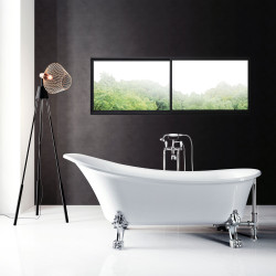 Bain Signature Bathtub Clawfoot Tub With Faucet