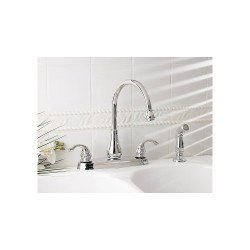 Pfister GT36-4 Treviso 2-Handle Kitchen Faucet