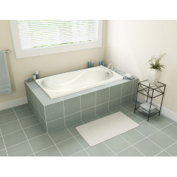 "Bain Signature Bathtub 60"" Drop-In-Tub"