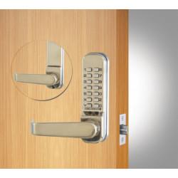 Codelocks 91817 CL415 Tubular Latchbolt, (CodeFree)Passage Function Gate Box Kit