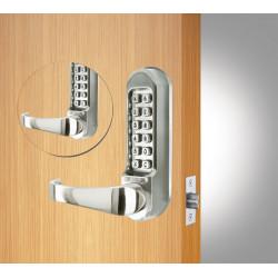 Codelocks 90982 CL510 Tubular Latchbolt,Code In/Out,Back to Back Gate Box Kit