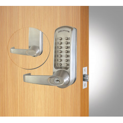 Codelocks 99417 CL615 Tubular Latchbolt , Code Free Passage Function Code In/Out Back to Back Gate Box Kit