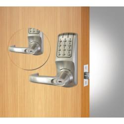 Codelocks 96155 CL5210 Tubular Latchbolt,Code In/Out ,Back To Back Gate Box Kit
