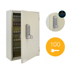 Codelocks 92441 100 Hook Key Cabinet,KSCL 0100 ES
